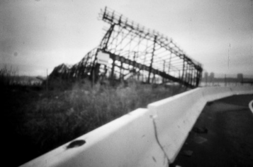 schlomoff, new york, pinhole, sténopé, lost property