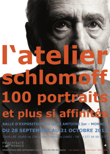 schlomoff, dac monaco, portrait, arnaudet, smooth one, exposition portrait