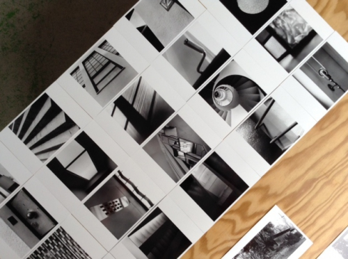 schlomoff,mallet-stevens,prouvé,king's day, postcard