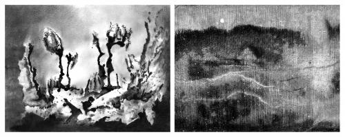 lisianne sloots, jerome schlomoff, label impatience, mental landscape, mentale landschappen, guest artist, open atelier